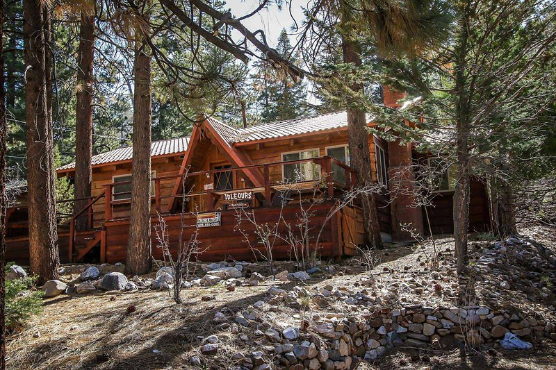 933-Cabin Idle Ours - Image 1 - Fawnskin - rentals