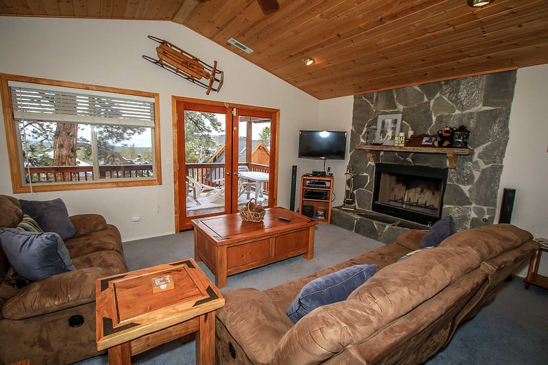 1475-I Love View - Image 1 - Big Bear City - rentals