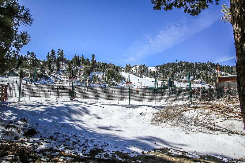 918-Bear Mountain Backyard Unit B - Image 1 - Big Bear Lake - rentals