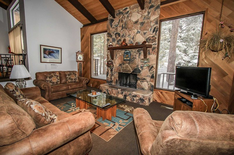 966-Colbert Cabin - Image 1 - Big Bear Lake - rentals