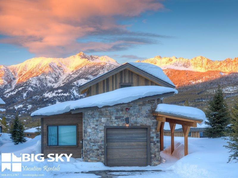Big Sky Moonlight Basin | Silvertip 4 Silverpeaks Drive - Image 1 - Gallatin Gateway - rentals