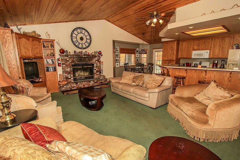 1294-Jewel of the Pines - Image 1 - Big Bear Lake - rentals