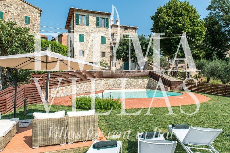 Casa Elia 4+2 - Image 1 - Palazzone - rentals