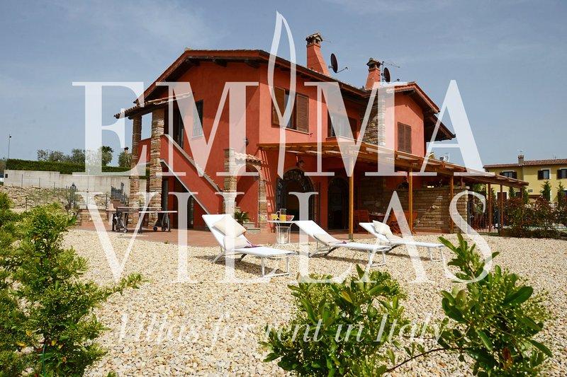 La Desdemona 6+2 - Image 1 - Sutri - rentals
