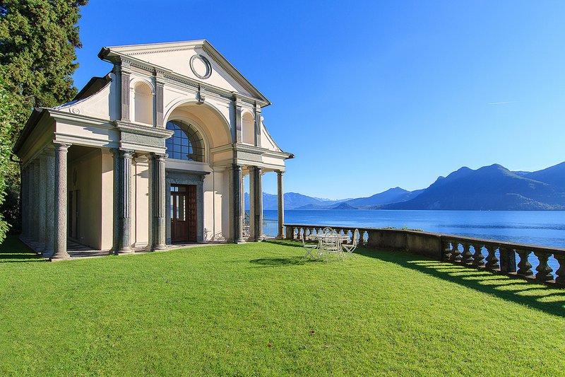 Villa Divina, Pallanza Lake Maggiore - NORTHITALY VILLAS - Unforgettable lakefront experience: a divine villa - Verbania - rentals