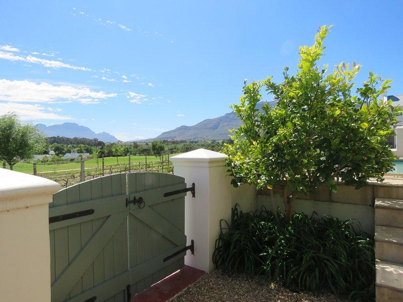 11 Oudepost De Zalze Stellenbosch South Africa - Image 1 - Stellenbosch - rentals