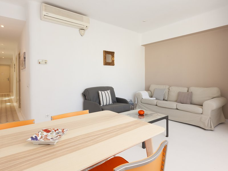 Charming two bedroom Apartment in City Center 5pax - Image 1 - Barcelona - rentals