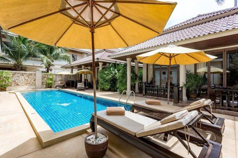 Sibaja Palms Sunset Beach Luxury Apartment - Image 1 - Surat Thani - rentals