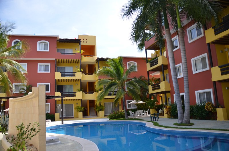 Hacienda Real  - Beautiful Santa Cruz Condo near beach - Huatulco - rentals