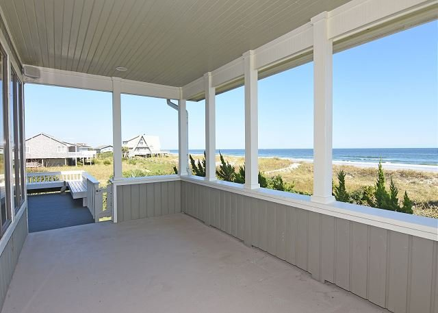 Poop Deck -  Luxury home with breathtaking water views from the fabulous decks - Image 1 - Wrightsville Beach - rentals