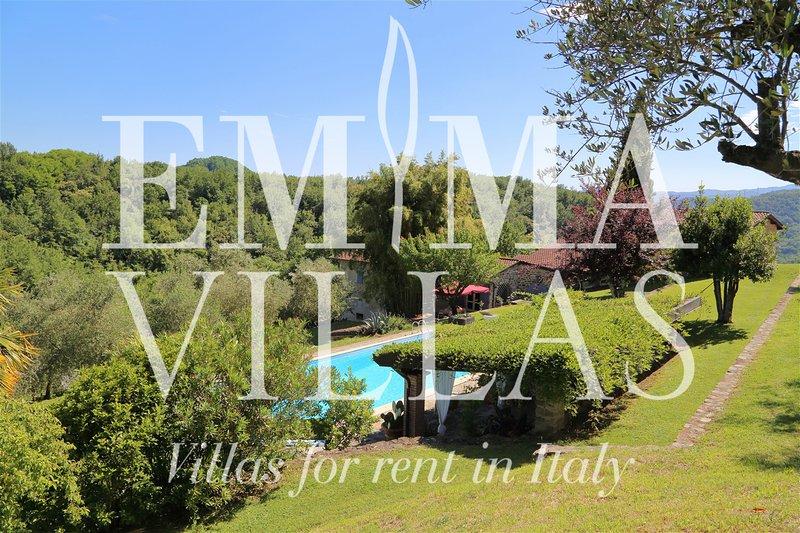 Villa Cervarola 6+2 - Image 1 - Italy - rentals