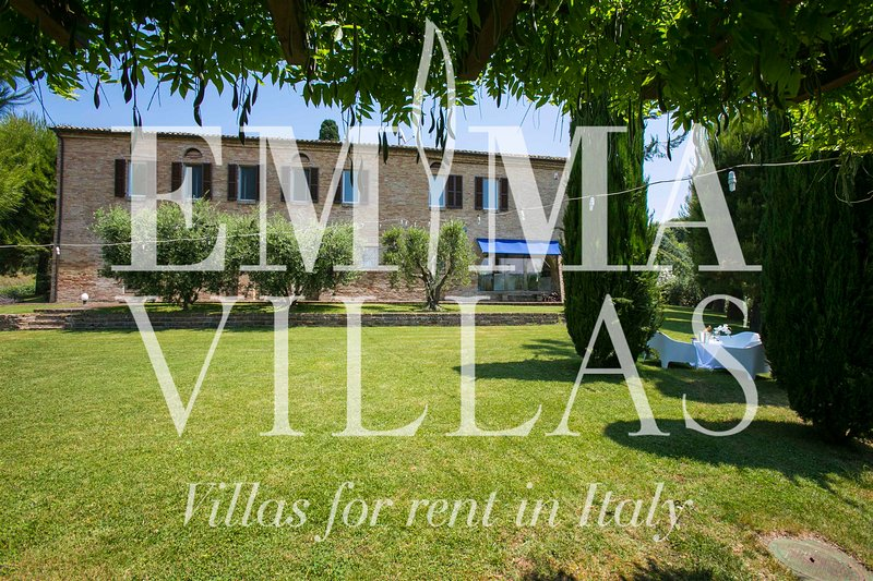 Villa Cloe 8+2 - Image 1 - Potenza Picena - rentals