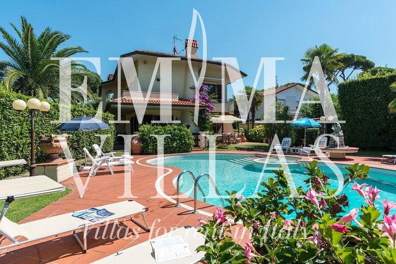 Villa Fiorella 10 - Image 1 - Lido Di Camaiore - rentals