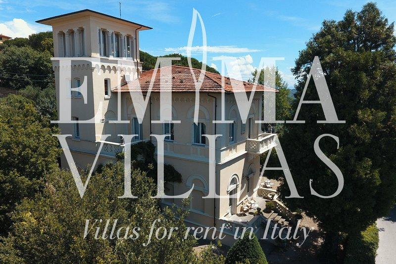 Villa La Moresca 14 - Image 1 - Montecatini Alto - rentals