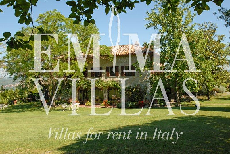Villa Margaret 8+2 - Image 1 - Perugia - rentals