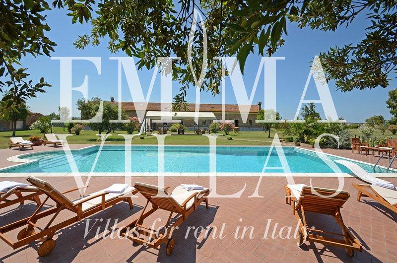 Villa Maria Franca 18 - Image 1 - Grosseto - rentals