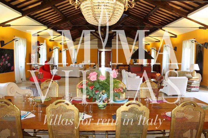 Villa Melia 8 - Image 1 - Rome - rentals