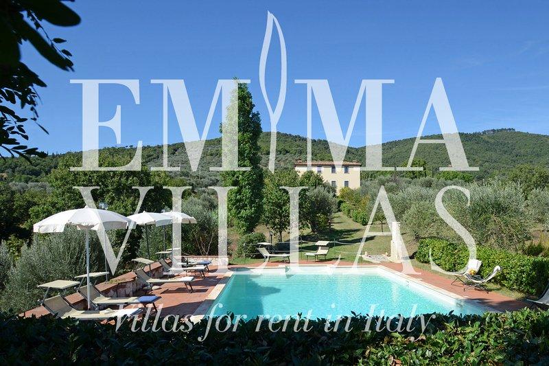 Villa Missiano 12+4 - Image 1 - Panicale - rentals