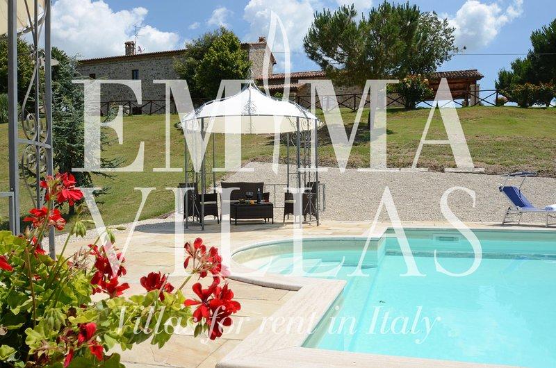 Villa Morciano 10 - Image 1 - Orvieto - rentals