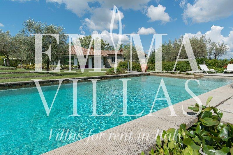Villa Ninfeo 6+2 - Image 1 - Pieve al Bagnoro - rentals