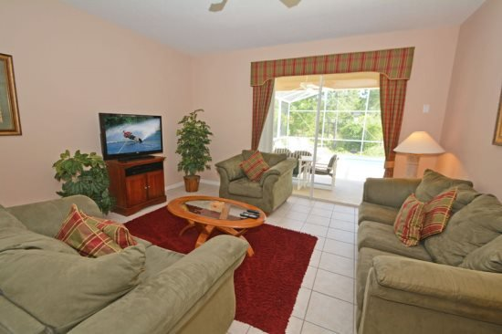 4 Bedroom 2 Bathroom Pool Home with Baby Gear. 454HC - Image 1 - Orlando - rentals