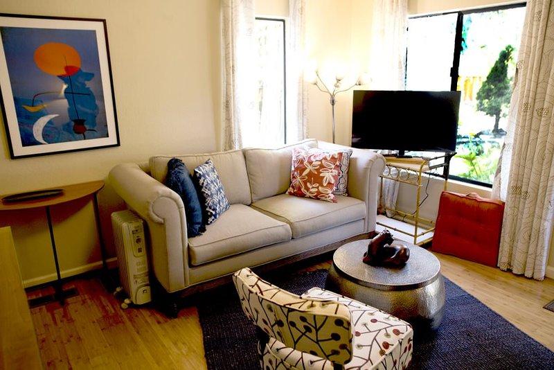 Furnished Dream Studio in Menlo Park - Image 1 - Menlo Park - rentals