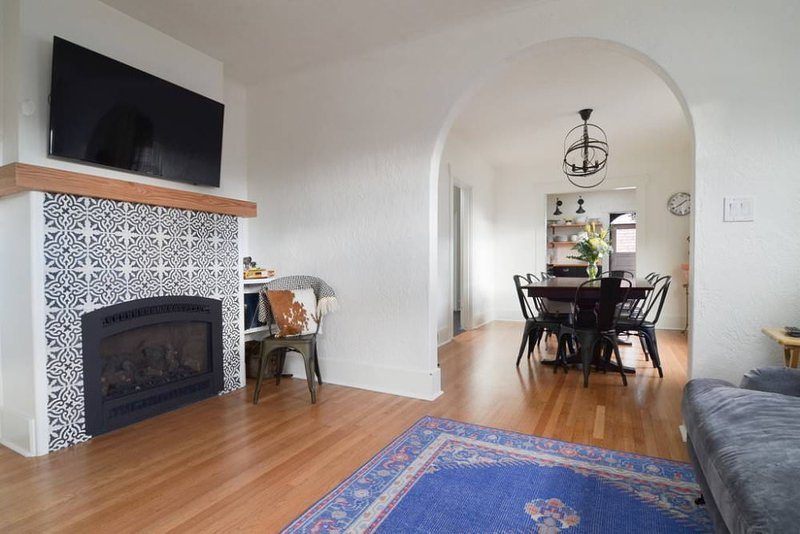 Remodeled Historic House - Image 1 - Seattle - rentals
