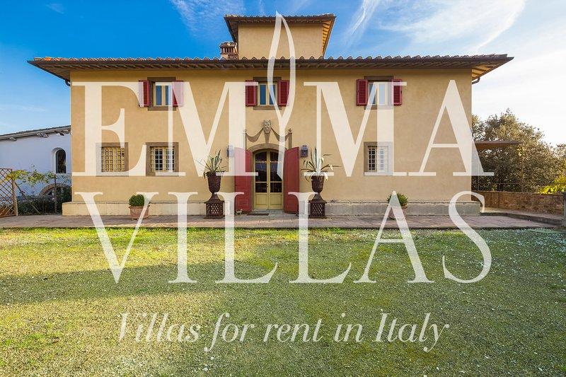 Villa Ronzanello Artimino 8 - Image 1 - Poggio alla Malva - rentals