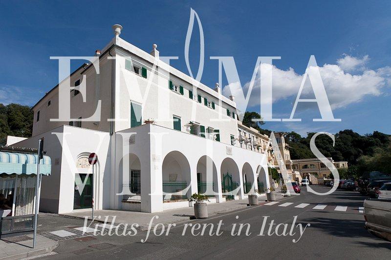 Villa Shelley 4+4 - Image 1 - San Terenzo - rentals