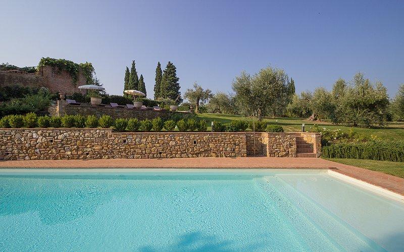 Villa le Mura - Image 1 - Montaione - rentals