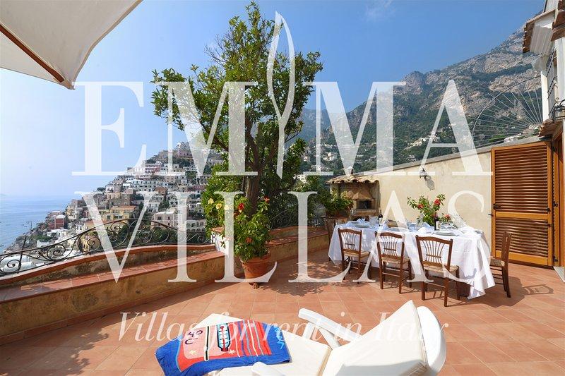 Villa Talamo B 4 - Image 1 - Positano - rentals