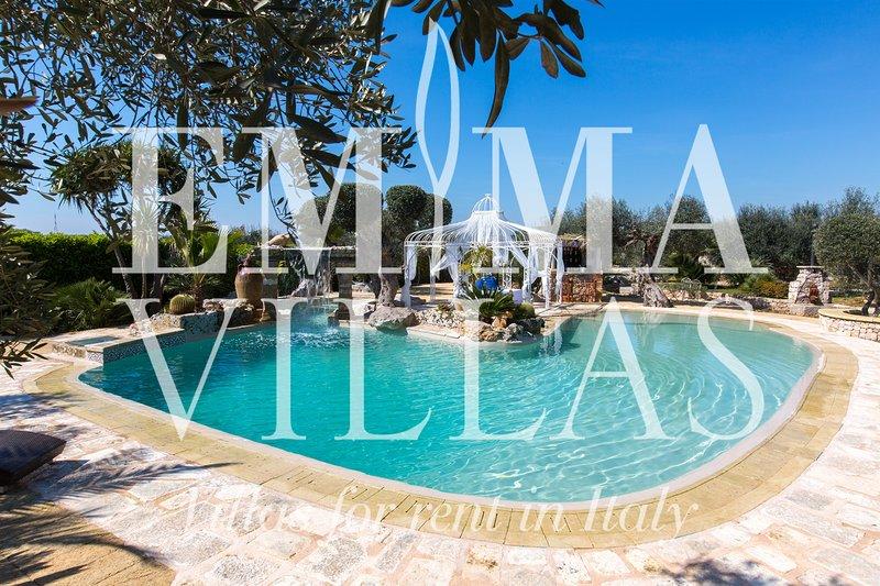 Villa Tiziana 12+4 - Image 1 - Castrignano del Capo - rentals