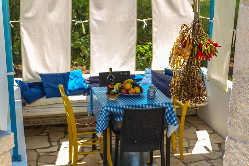 Trullo Azzurro - Image 1 - Cisternino - rentals