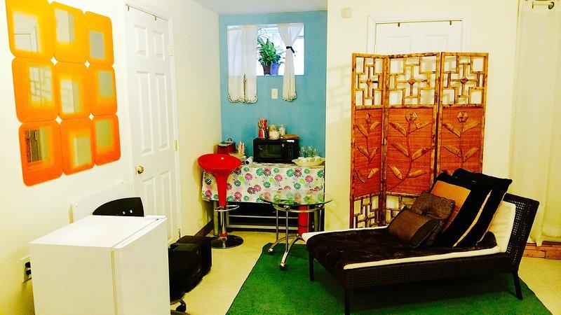 Beautiful garden apartment with access - Huge Garden Apt with King & Queen Beds in Brooklyn - Brooklyn - rentals