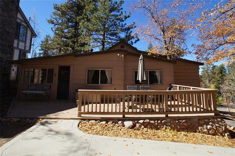 Blue Jay Cabin - Image 1 - City of Big Bear Lake - rentals