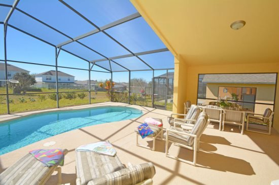 4 Bedroom West Stonebridge Pool Home. 548OBC - Image 1 - Four Corners - rentals