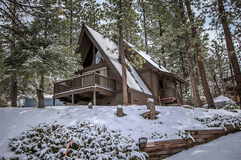 1599- Bear Foot Cottage - Image 1 - Big Bear Lake - rentals