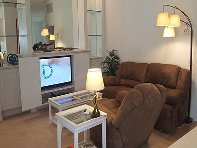 Living Room - House in Villagewalk - Bonita Springs - rentals