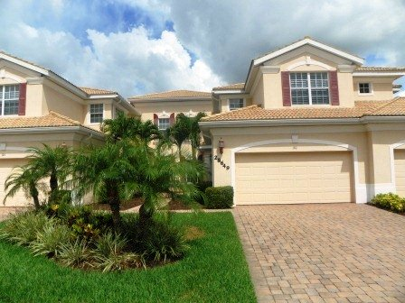 Front View - Palmira Golf and Country Club - Bonita Springs - rentals