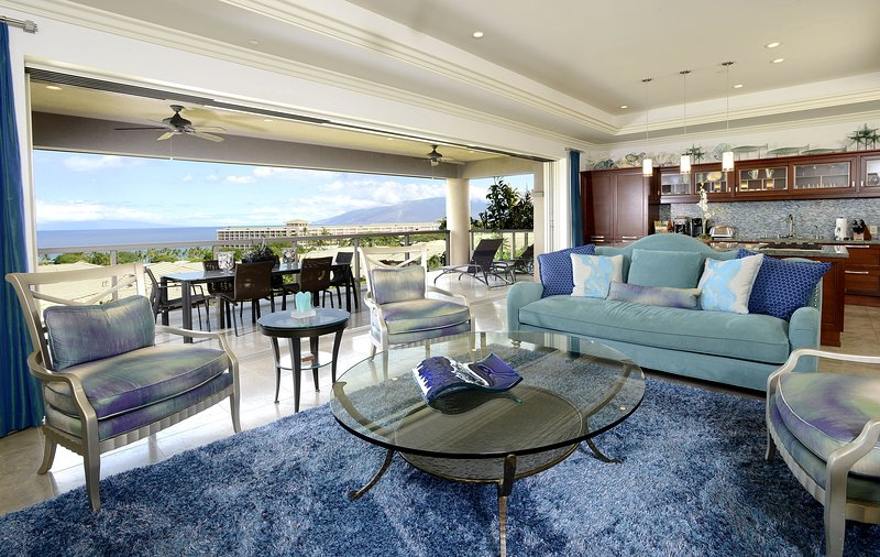 Maui Luxury - Oceans Invitation at Wailea Ho'olei - Image 1 - Wailea-Makena - rentals