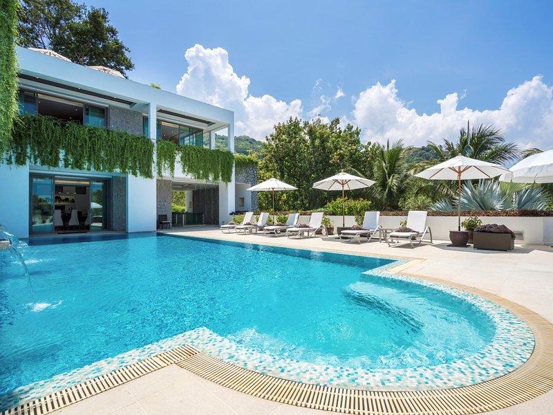 One Waterfall Bay - At the pool edge - One Waterfall Bay - an elite haven - Kamala - rentals