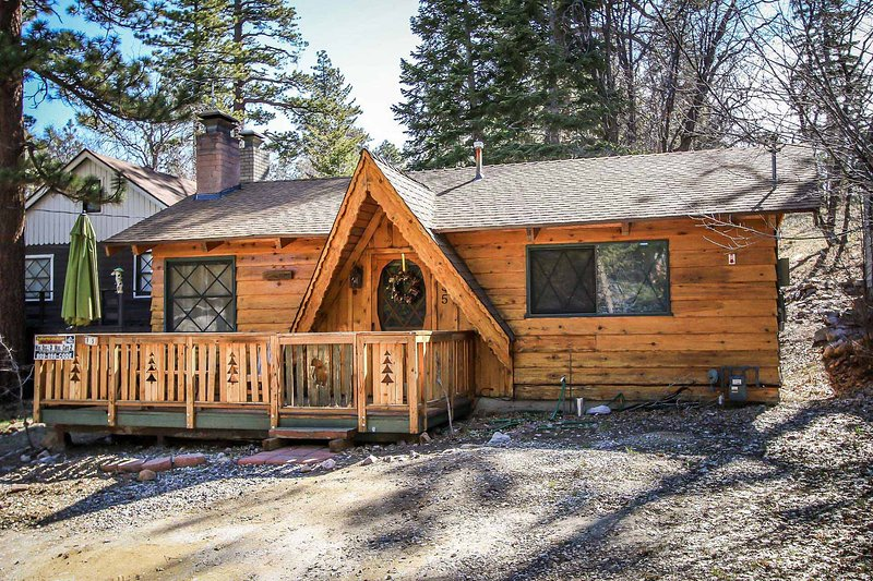 Cuddle Inn #1363 ~ RA46012 - Image 1 - Big Bear Lake - rentals
