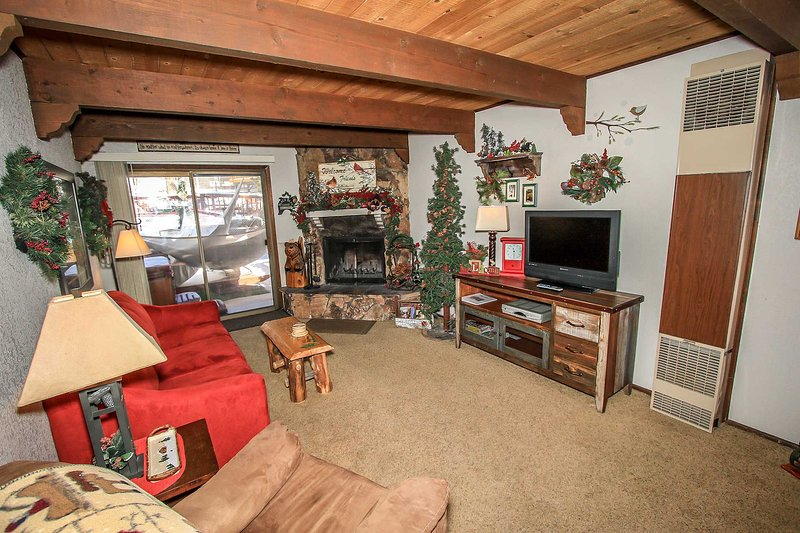 878-Bear Mountain Escape - Image 1 - Big Bear Lake - rentals