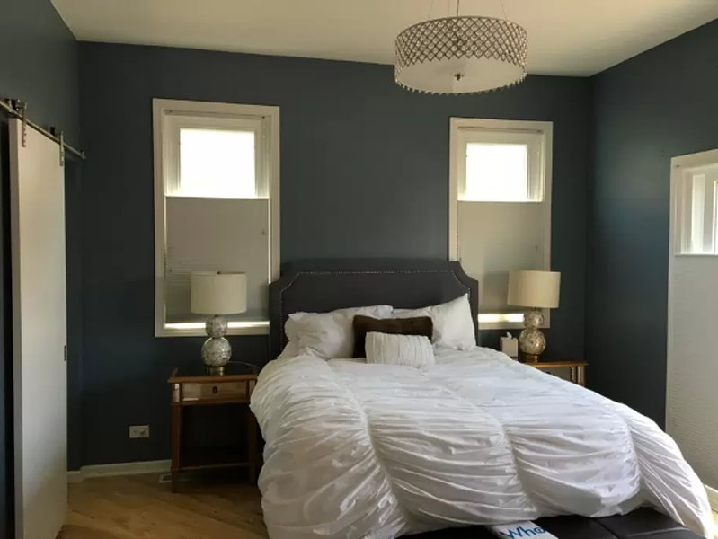Furnished 1-Bedroom Condo at N Paulina St & W Pearson St Chicago - Image 1 - Chicago - rentals