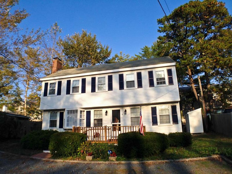 Front view - Large Home with wood floors, 4 BR, 2 Bath with 3 A/C's - HA0287 - Harwich - rentals
