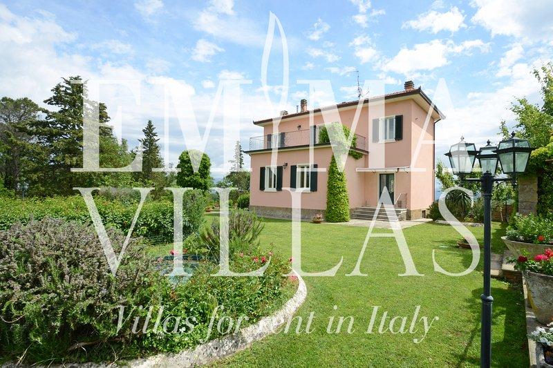 Villa Vittoria d'Anghiari 7+3 - Image 1 - Rignano sull'Arno - rentals