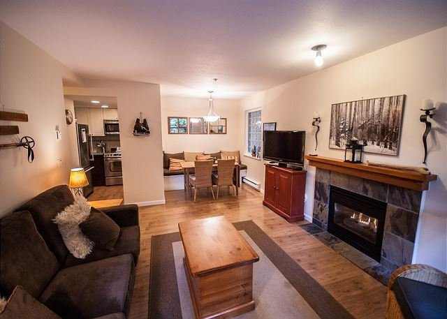 Dining - Stoney Creek Northstar 74 - One bedroom condo with pool and hot tub access - Whistler - rentals