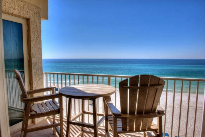 Amazing View of the Gulf of Mexico from your 5th Floor Balcony - 501 Shores of Panama - Panama City Beach - rentals