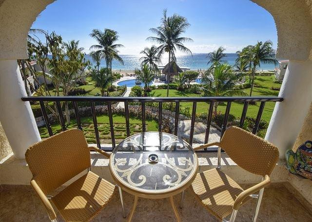 Oceanfront with pool 2 bedroom in Xaman Ha (Xh7114) - Image 1 - Playa del Carmen - rentals