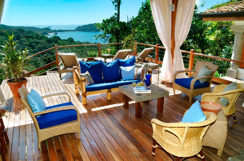 Casa Samba True Tropical Villa w Outstanding Views - Image 1 - Manuel Antonio National Park - rentals